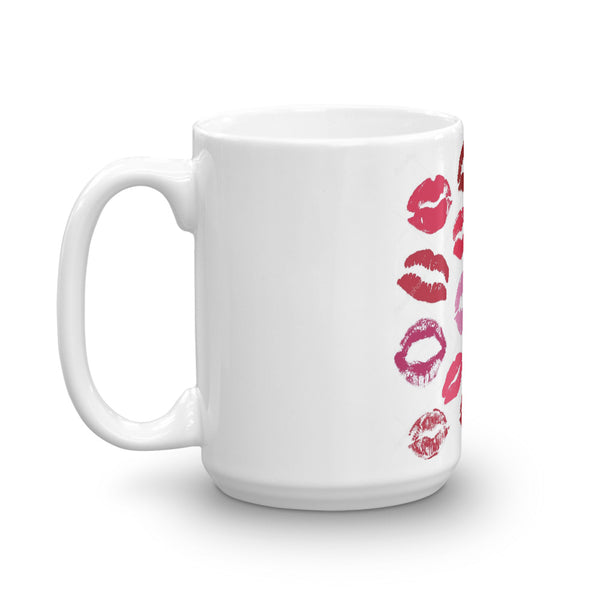 I Kissed A Teacher Mug