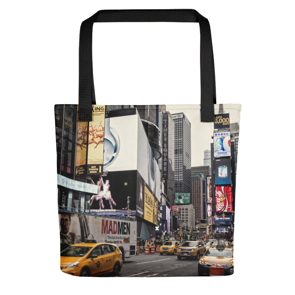 New York City Street Photo Tote bag