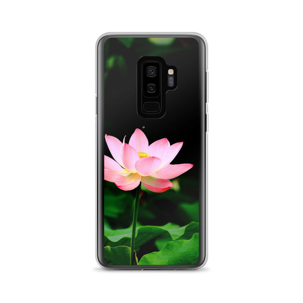 Beautiful Lotus Flower Bud  Samsung Case. Photo Samsung Cover, Samsung Phone Sleeve