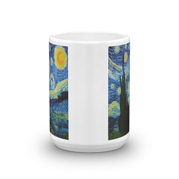 Van Gogh Stary Night Coffee Mug