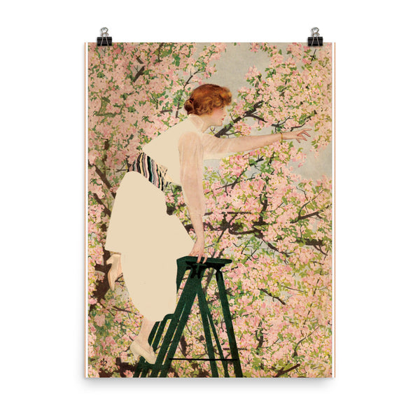 Coles Phillips Poster Vintage Good Housekeeping Art Poster