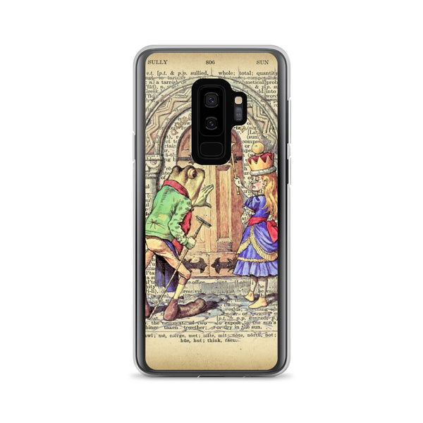 Alice in Wonderland Alice Through the Looking Glass Samsung Case