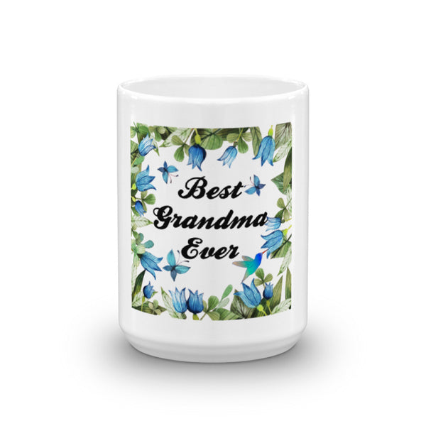 """Best Grandma"" Mug made in the USA"