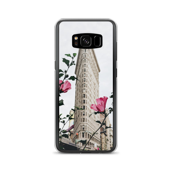 Flat Iron Building Samsung Case