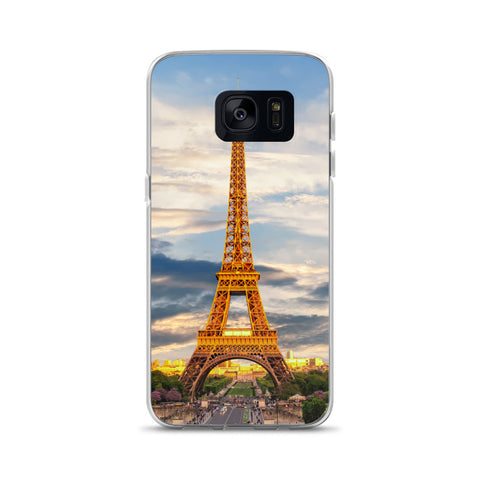 Eifel Tower Samsung Case