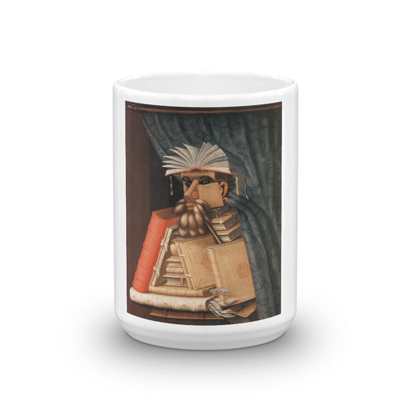 "Giuseppe Arcimboldo ""The Librarian"" Mug"