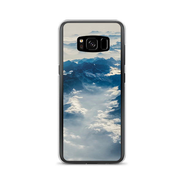 Clouds Over the Alps Samsung Case