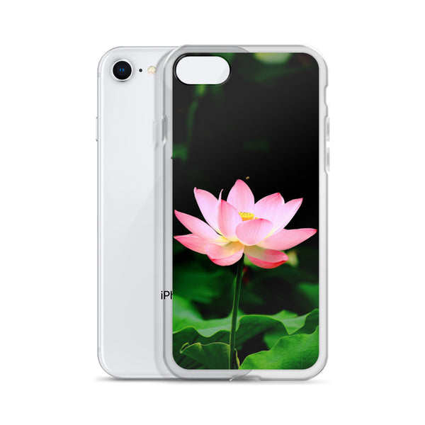 Beautiful Lotus Flower iPhone Case, Photo iPhone case, iPhone Cover