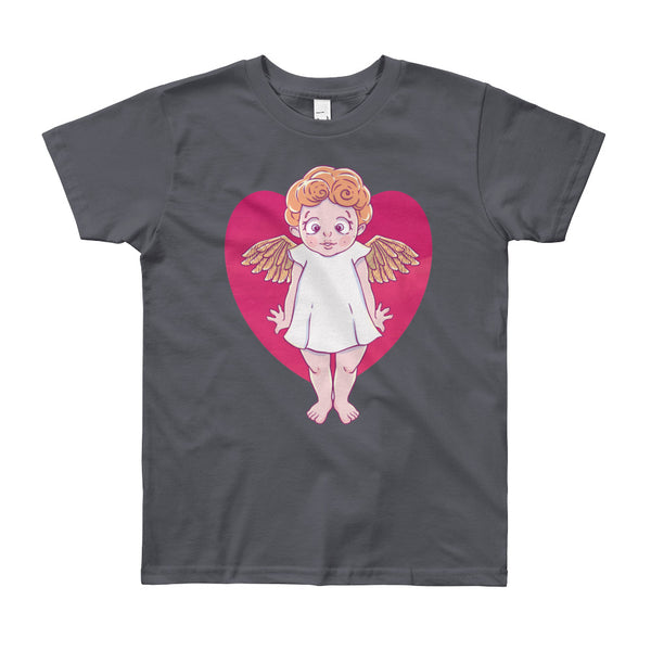 Valentine's Day Youth Short Sleeve T-Shirt