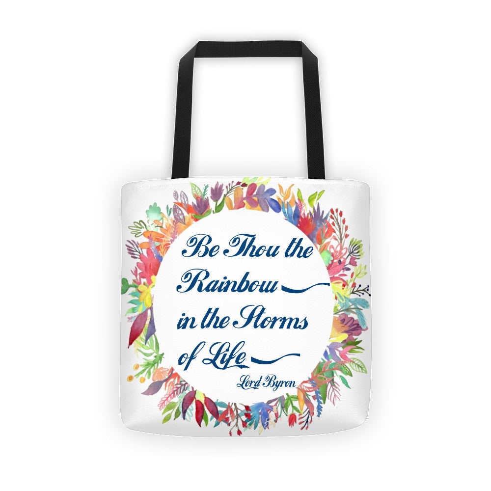 Be Thou The RainbowTote bag