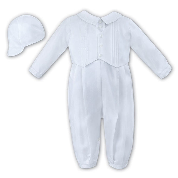 Baby Boys Romper & Cap 2218 - Kizzies, Outfits - Childrens Wear