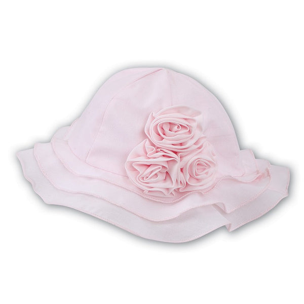 Sarah Louise 3628 Pink Sun Hat | Kizzies