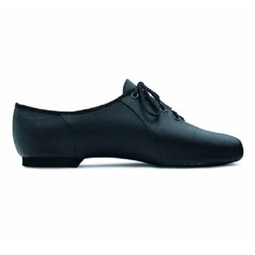 Essential Full Sole Jazz Shoes Black - Kizzies, Shoes - Childrens Wear