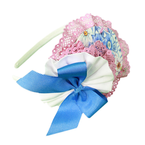 Girls Floral Hairband 252