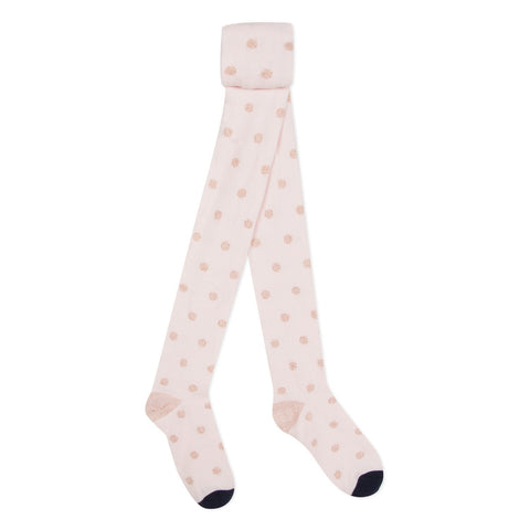 3 Pommes Girls Pink Tights - Kizzies, Tights - Childrens Wear