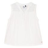 Girls Sleeveless Blouse - Kizzies, Shirts - Childrens Wear