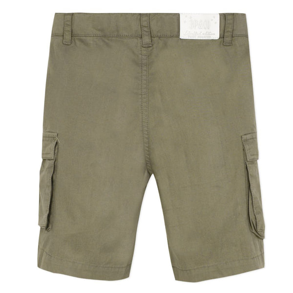 Boys Battle Bermuda Shorts