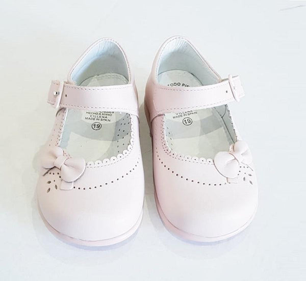 Classic Shoes with Bow Pink - Kizzies, Shoes - Childrens Wear