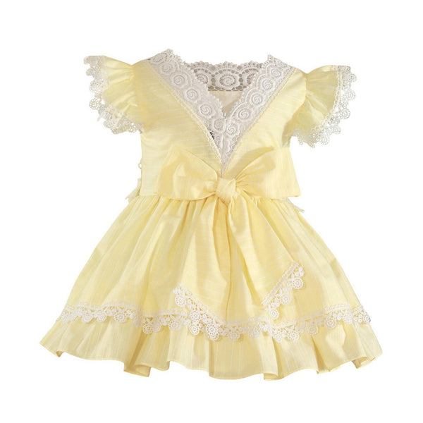 Miranda 241 Lemon Dress