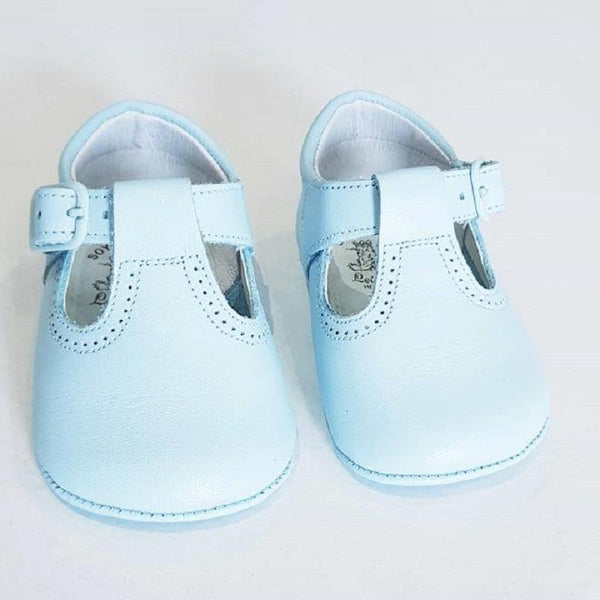 Classic Peuques Shoes New Blue - Kizzies, Shoes - Childrens Wear