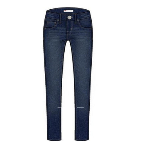 LEVIS GIRLS 710 Super Skinny Jeans