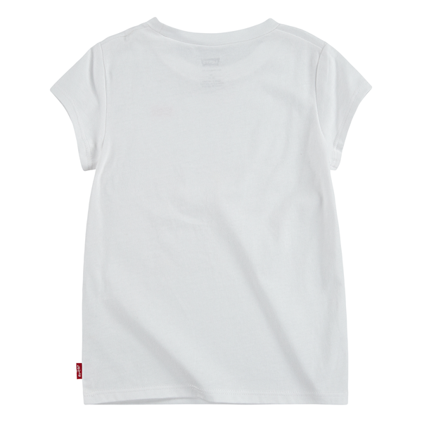 LEVIS Girls Batwing T-Shirt White