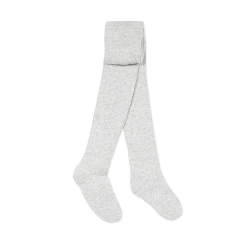 3Pommes Lurex Tights Grey Pearl | Kizzies Childrenswear