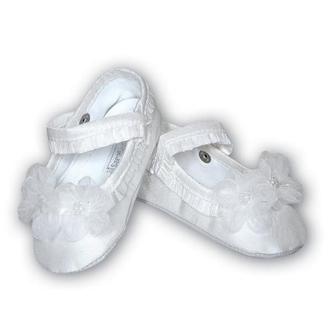 Baby Girls Soft Occasion Shoes - Kizzies, Shoes - Childrens Wear
