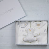 Tatum Gift Set White