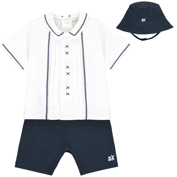 Wade Baby Boys 3 Piece Set -  Kizzies