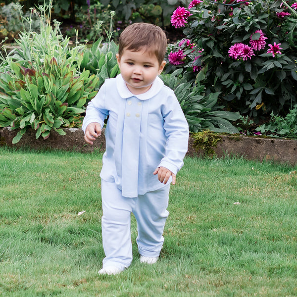 Sven Baby Boys Top & Trouser Outfit - Kizzies, Outfits - Childrens Wear