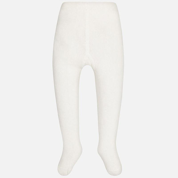 Mayoral Baby Girls Natural Tights