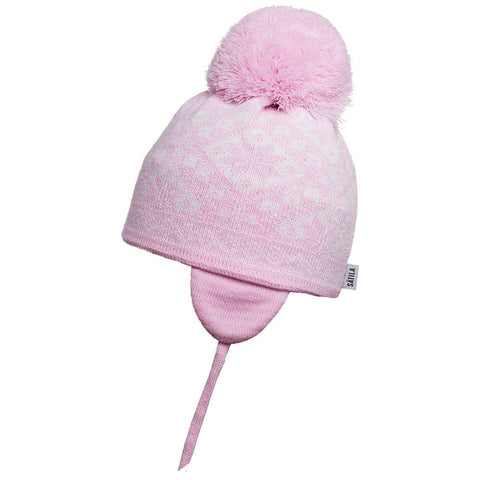 Satila Alice Star Patterned Pom Hat - Kizzies, Hats - Childrens Wear