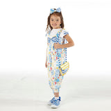 ADee Louise Dungaree Set