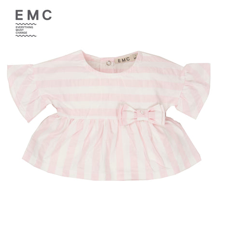 EMC Striped Top