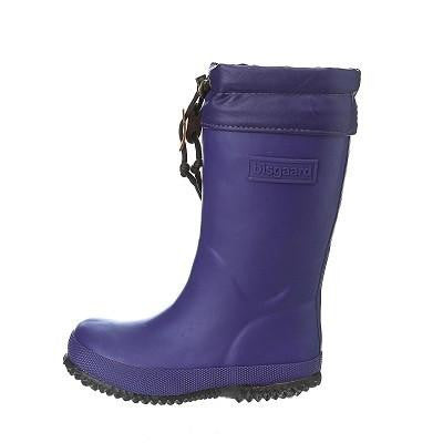 Bisgaard Purple Wellington Boots - Kizzies, Boots - Childrens Wear