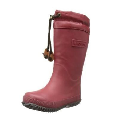 Bisgaard Red Wellington Boots - Kizzies, Boots - Childrens Wear