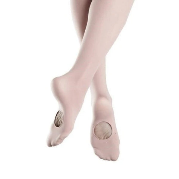 Bloch T0850L Ladies Convertible Tights - Kizzies, Tights - Childrens Wear