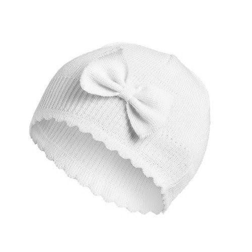 Satila Mary C21921 White Hat - Kizzies, Hats - Childrens Wear