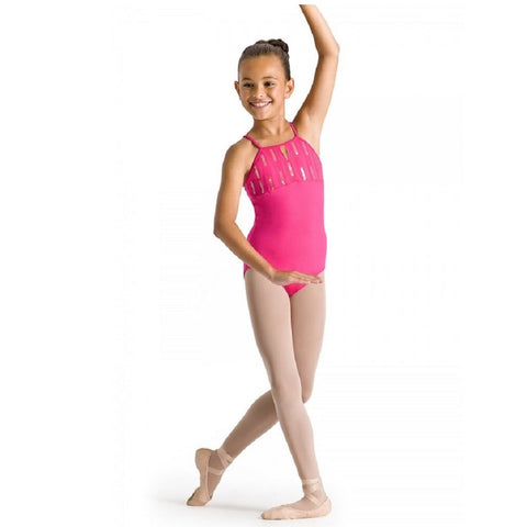 Bloch CL7310 Sequin Leotard - Kizzies, Leotard - Childrens Wear
