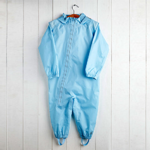 G&A Stomper Suit Baby Blue