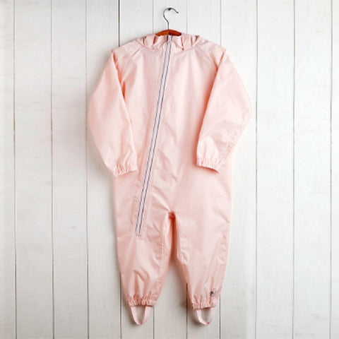 G&A Stomper Suit Baby Pink