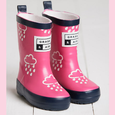 G&A Mini Adventure Wellington Boots