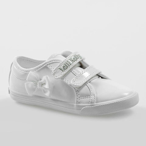 White Patent Pumps - Kizzies, Shoes - Childrens Wear