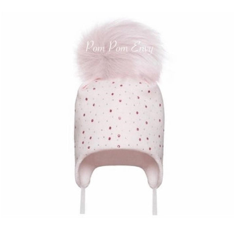 POM POM ENVY MIXED BLING Pink