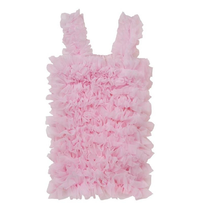 Angels Face Fru Fru Top Petal Pink - Kizzies, Top - Childrens Wear