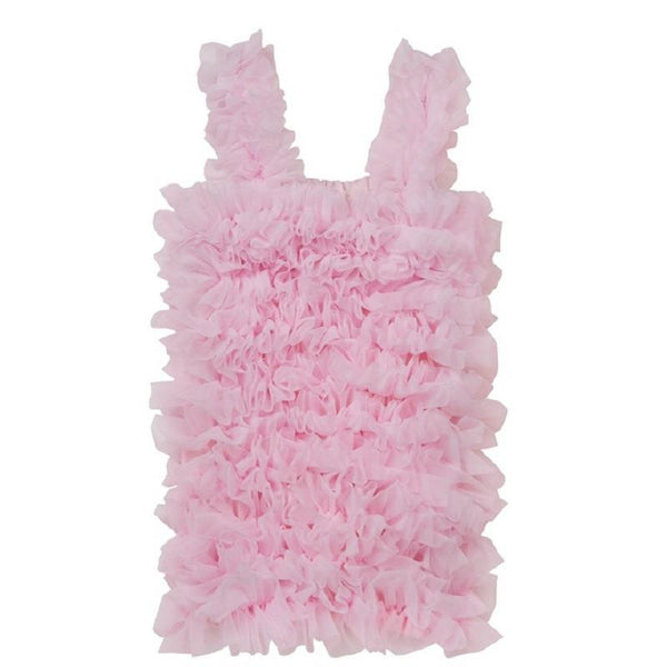 Baby Girls Fru Fru Top Petal Pink - Kizzies, Top - Childrens Wear