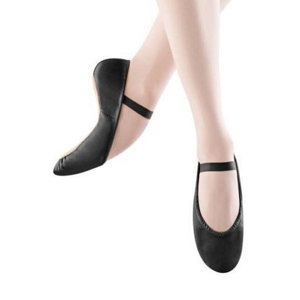 Bloch S0205 Dansoft Black Ballet Shoe - Kizzies, Ballet Shoes - Childrens Wear