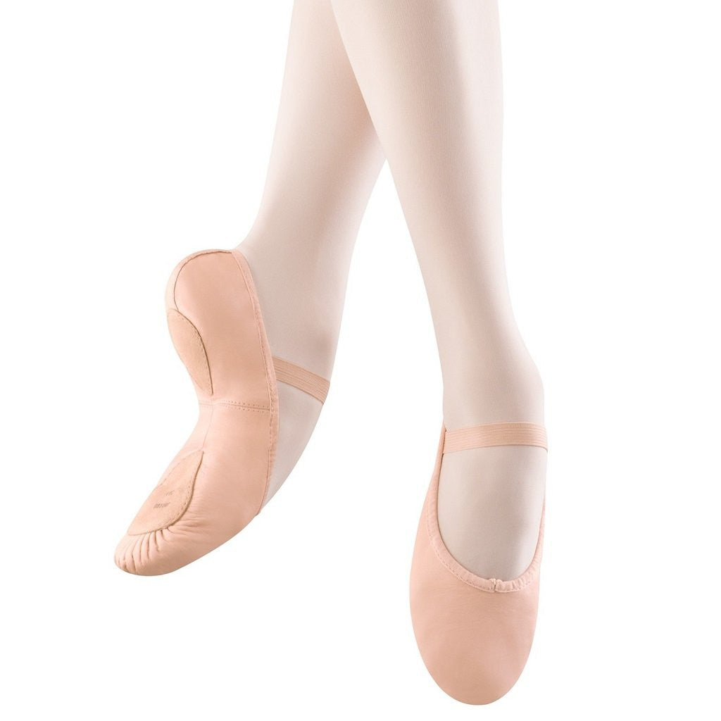 Bloch S0258 Arise Split Sole Pink Ballet Shoe - Kizzies, Ballet Shoes - Childrens Wear