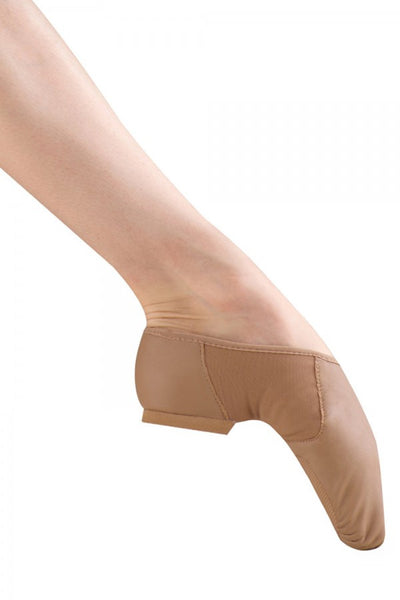 Bloch S0495 Tan Neo-Flex Split Sole Jazz Shoe | Kizzies